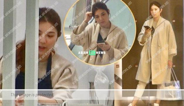 Sweet Phoebe Sin baked a birthday cake for Ruco Chan secretly