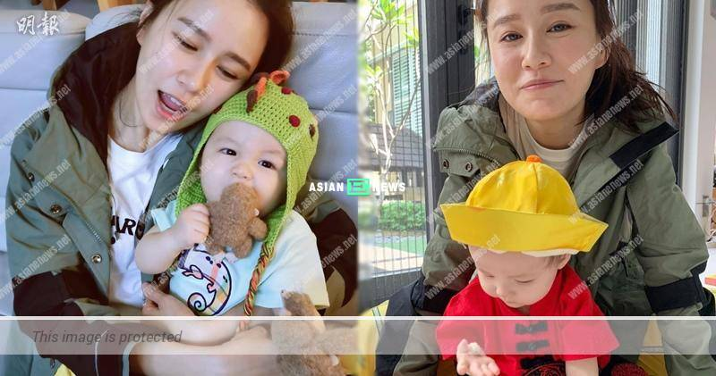 Priscilla Wong is trying hard to explain the logic to her godson