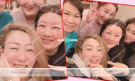 "Sammi Cheng treated her good friends as ""sisters"": It is full of warmth"