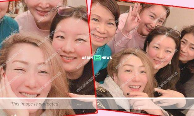 """Sammi Cheng treated her good friends as """"sisters"""": It is full of warmth"""
