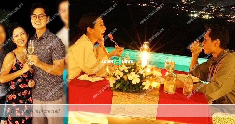 Stephanie Ho exposed Fred Cheng was nervous when proposing marriage to her