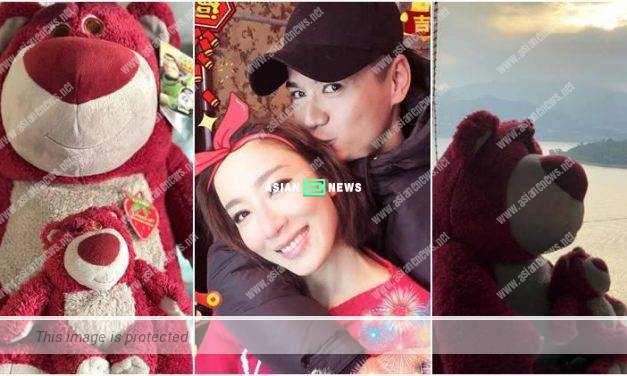 Is Tavia Yeung hinting she is pregnant?