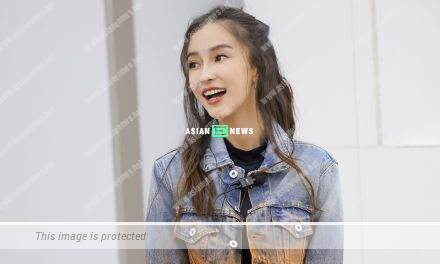 30-year-old Angelababy is mistaken in her twenties when shooting in Japan