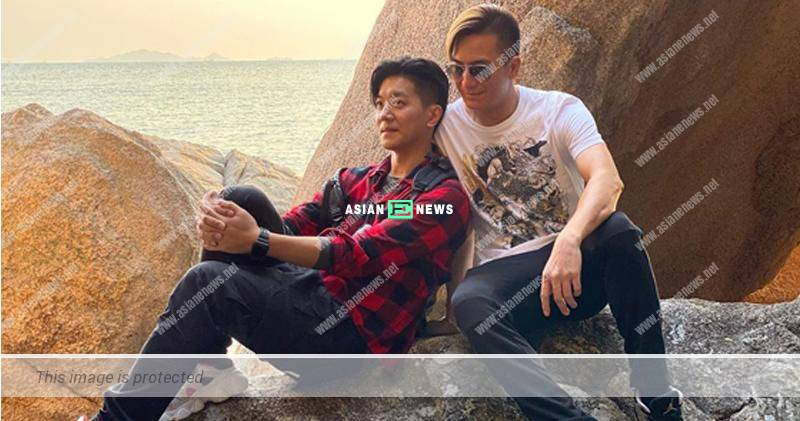 Love rival for Natalie Tong? Chris Lai will choose Kenneth Ma if he is a female