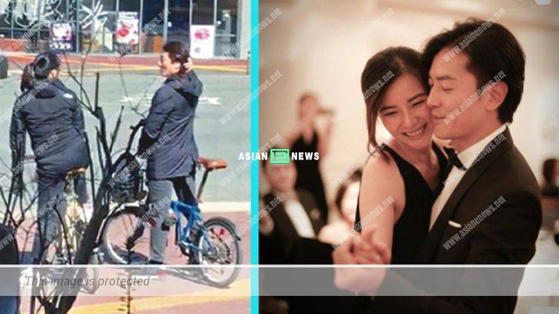 """Relocated"" to Japan? Ekin Cheng and Yoyo Mung stayed over there for 3 months"