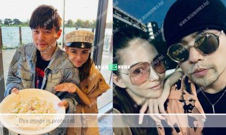 Hannah Quinlivan is usually mad at Jay Chou when playing video games together