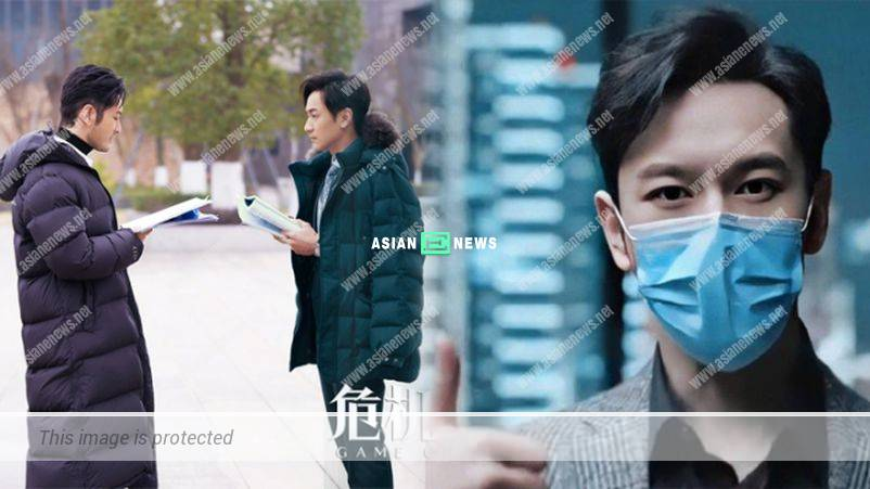 Wuhan Virus: Huang Xiaoming resumed the shooting for his new drama