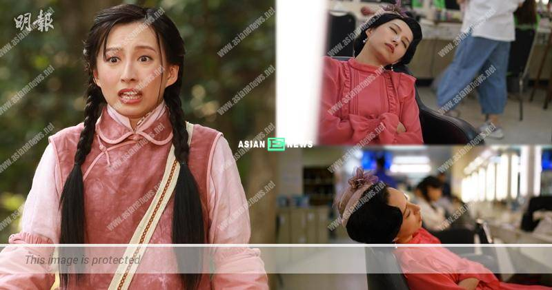 The Dripping Sauce drama: Katy Kung played a villain and received compliments