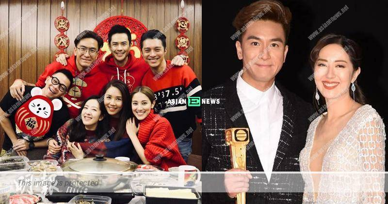 Kenneth Ma and Natalie Tong use training as an excuse for dating?