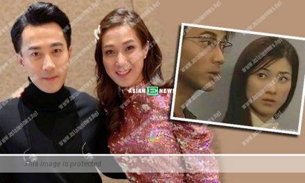 Linda Chung and Hawick Lau finally had a reunion after more than 10 years