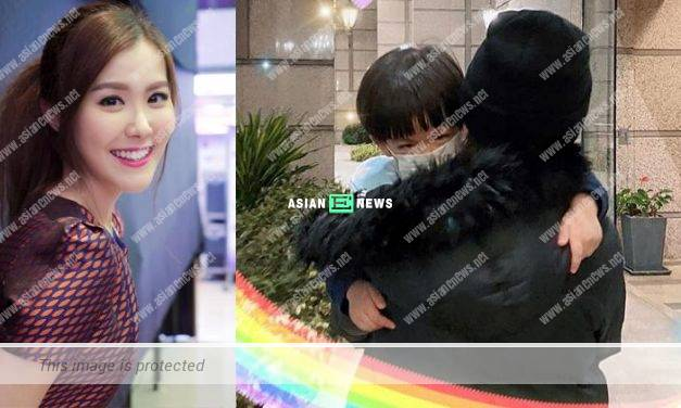 Moon Lau is bedazzled by Chris Lai's son: I am taking him away