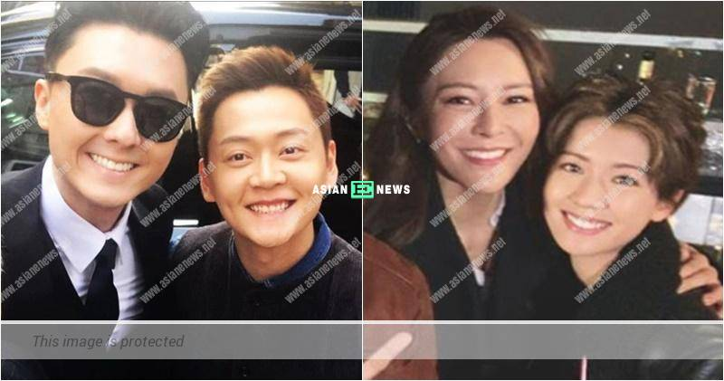 Legal Mavericks II drama: Vincent Wong, Owen Cheung, Sisley Choi and Kelly Cheung remained ill