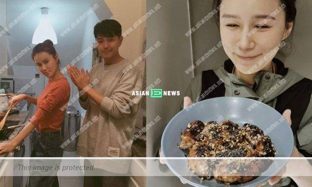 Priscilla Wong cooks burnt chicken wings? Edwin Siu consoled his wife
