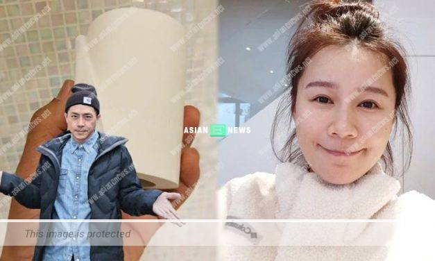 Sammy Leung and Priscilla Wong failed to buy toilet rolls and rice at the supermarket