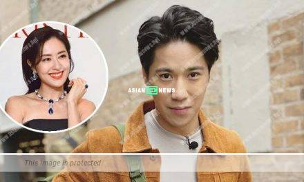 Parted ways? Samuel Chan explained Natalie Tong and he were friends