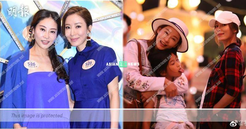 Griselda Yeung advised expecting Tavia Yeung to have a balanced diet