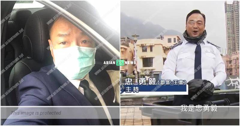 Kind-hearted Wong He conducted an online recruitment to help needy people