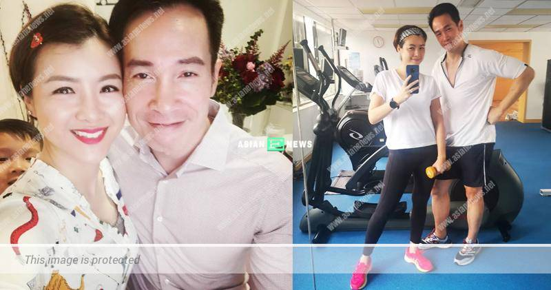 Aimee Chan and Moses Chan finally went out for a date after November 2019
