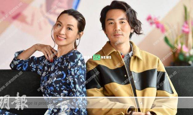 Forensic Heroes IV drama: Alice Chan and Shaun Tam felt it was easy to play a couple
