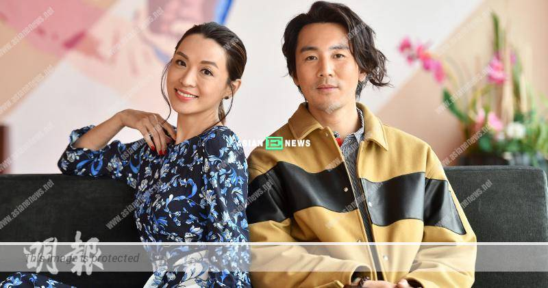 Forensic Heroes Iv Drama Alice Chan And Shaun Tam Felt It Was Easy To Play A Couple Asian E News