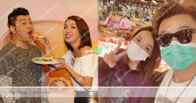 Alice Chan bumped into Joel Chan when buying groceries at the supermarket