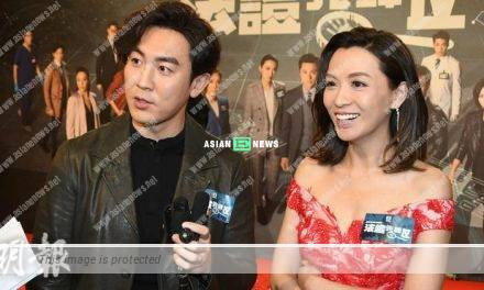 Forensic Heroes IV drama: Alice Chan and Shaun Tam will agree to any positive requests if the rating record rises