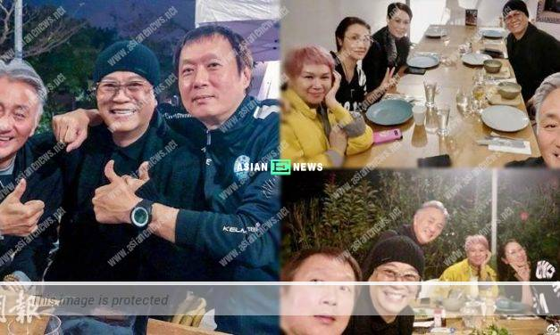Bobby Au Yeung and Hugo Ng know each other for nearly 30 years