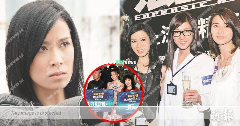 Shooting Forensic Heroes V Drama Charmaine Sheh And Linda Chung Might Return Asian E News