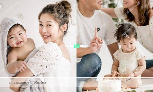 Eliza Sam showed cute photos of her son, Jacob
