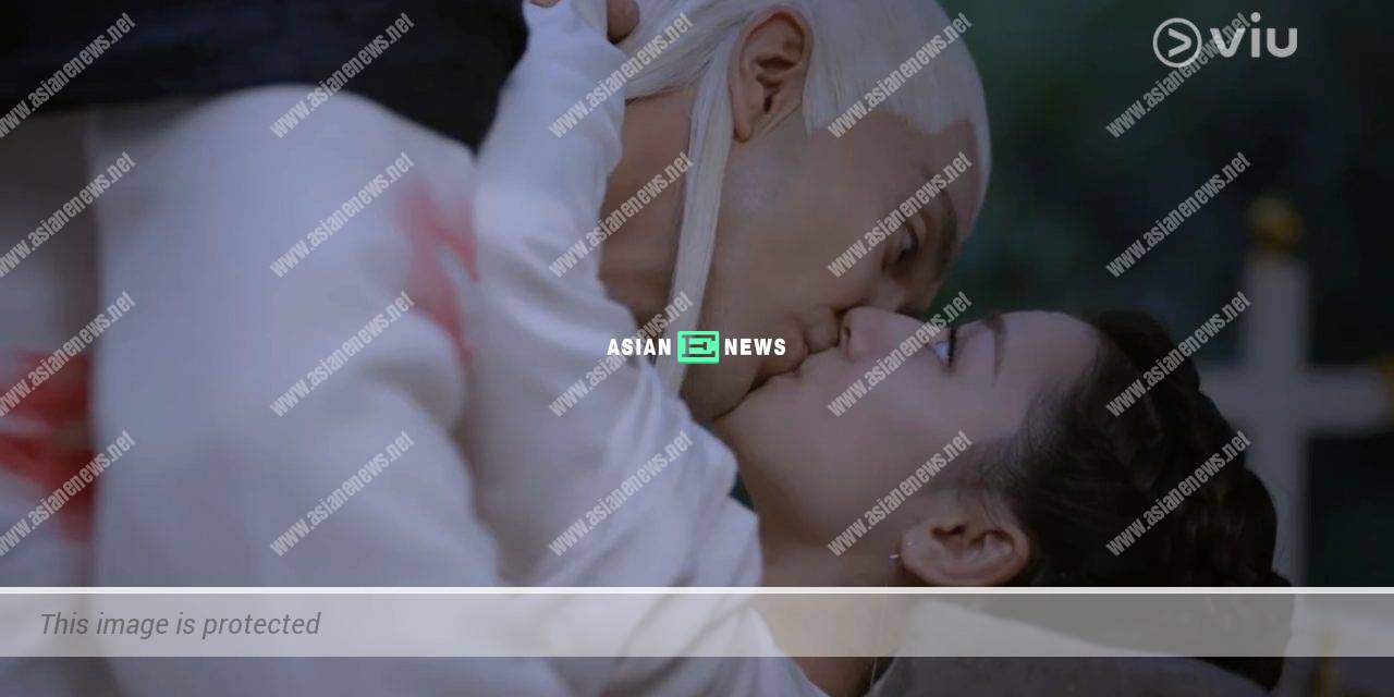 Eternal Love of Dream drama: Diliraba Dilmurat made the first move to kiss Gao Weiguang
