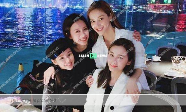 Sweet Grace Chan prepared hen night for Zoie Tam before her wedding
