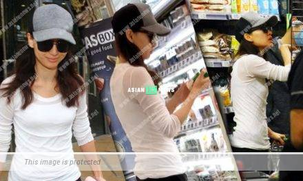 Kate Tsui bought groceries and lost weight drastically