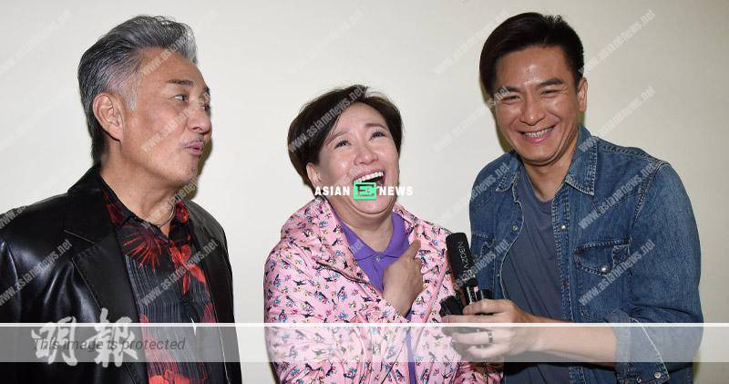 Kiki Sheung drooled when filming bed scene with Kenneth Ma