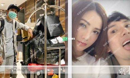 National Lockdown in Malaysia: Charlene Choi and Kenny Kwan packed their luggages immediately