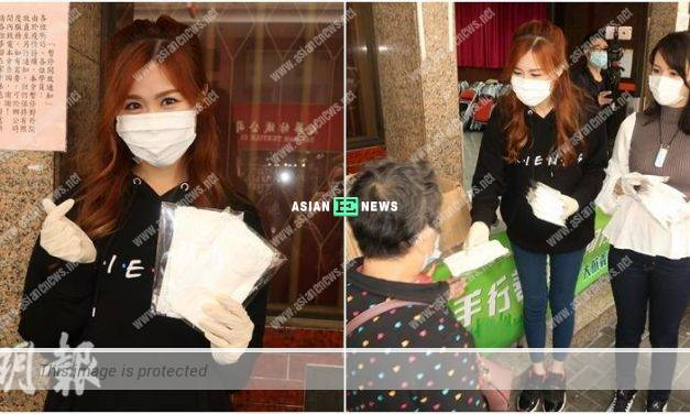 Wuhan Virus: Moon Lau cancelled her Taiwan and South Korea trips