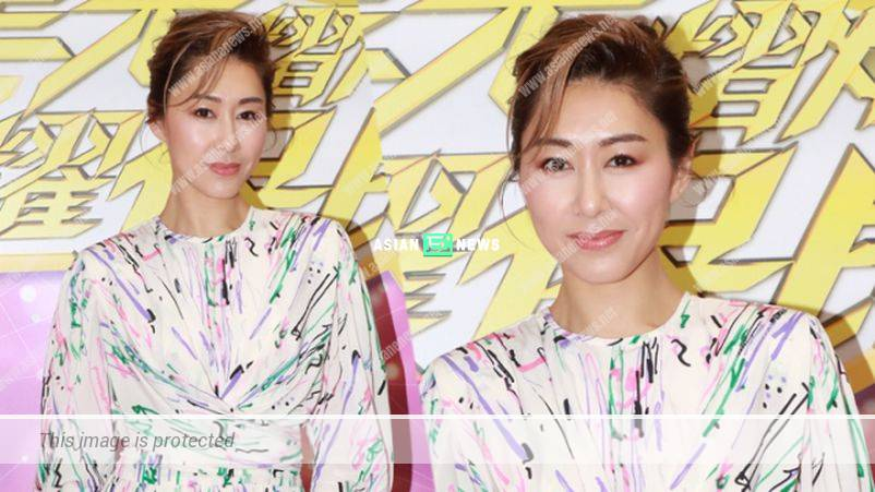 TV Queen Nancy Wu dared not ask for salary increment for her contract renewal