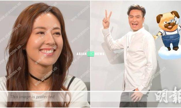 Natalie Tong chose Kenneth Ma as her favourite male partner for travelling