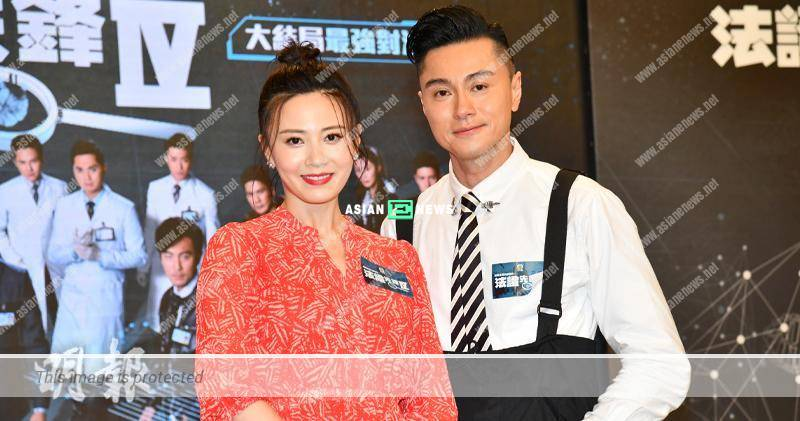 Forensic Heroes Iv Drama Raymond Wong Looked Forward To The Sequel And Rebecca Zhu Felt Complicated Asian E News