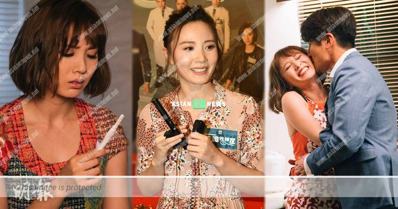 Conflict with Tony Hung? Rebecca Zhu apologised and told the media to let her off
