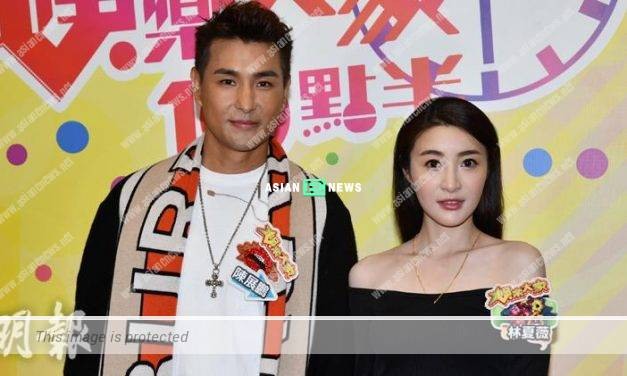 Ruco Chan spent time with his daughter; Rosina Lam felt bored staying at home