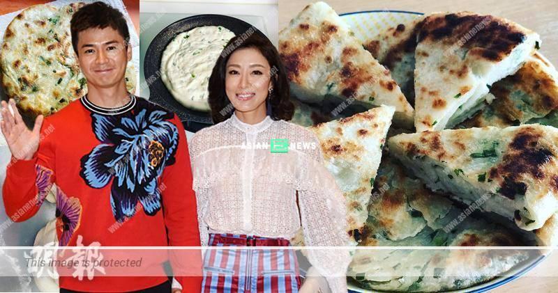 Expecting Tavia Yeung made scallion pancake and won compliments from Him Law
