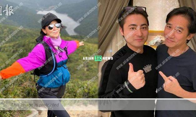 Carina Lau pointed Tony Leung remained safe at the shooting in Australia