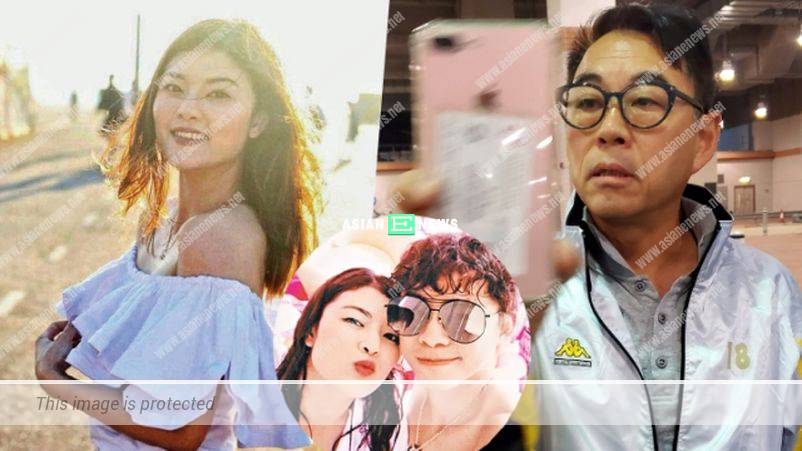 Complicated relationship? Andy Tai's secret lover, Candy has a boyfriend