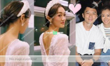 Benjamin Yuen is clueless when Bowie Cheung wears a wedding gown