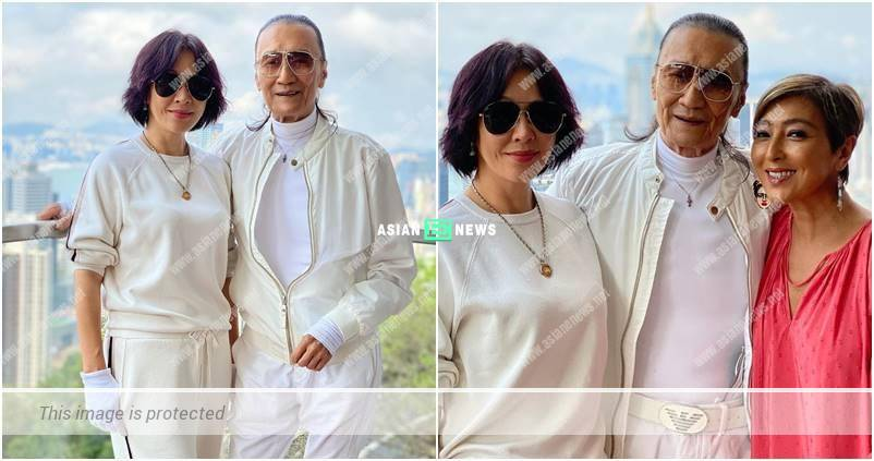 Carina Lau meets Patrick Tse and describes it as legend