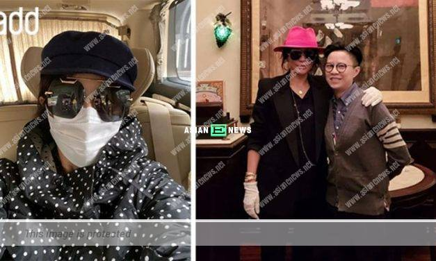 54-year-old Carina Lau is on full gear when travelling: Crazy!