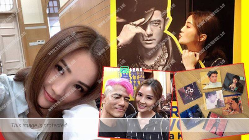 What about Andy Lau? Charlene Choi's favourite idol turns out to be Aaron Kwok