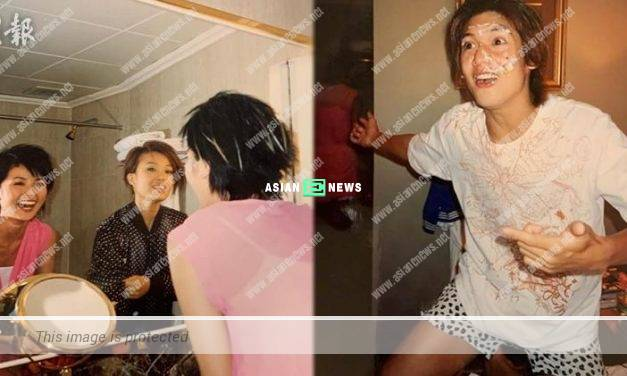 Bully by Charlene Choi? She shows her precious photos collection
