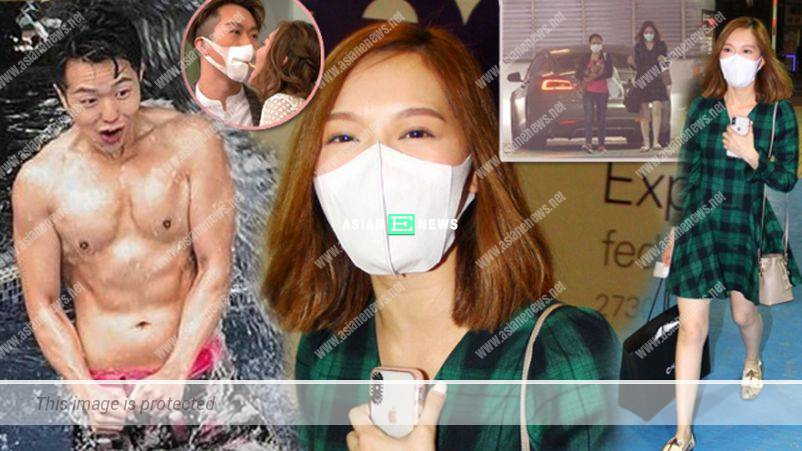 New romance? Crystal Fung keeps smiling when asked about Leonard Cheng