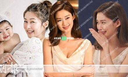 Eliza Sam looks forward to her second pregnancy